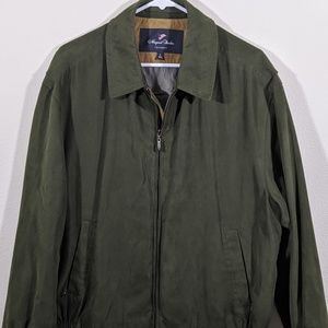 Newport Harbor Tailored Olive Green Men's Jacket L